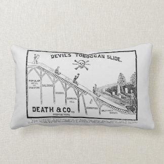 Temperance Movement, 1887 Lumbar Pillow
