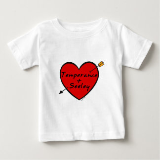 Temperance & Seeley Infant T-shirt