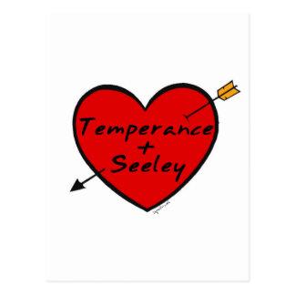Temperance & Seeley Postcard