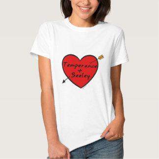 Temperance & Seeley Tee Shirt