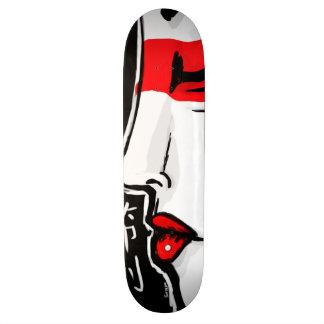 Temperance Skateboard Deck