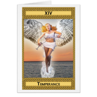 Temperance Tarot Card Art