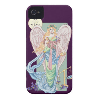 Temperance Tarot Card iPhone 4 Cases