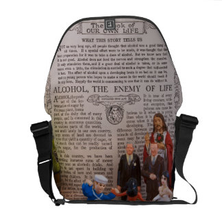 Temperance Two-step Messenger Bag