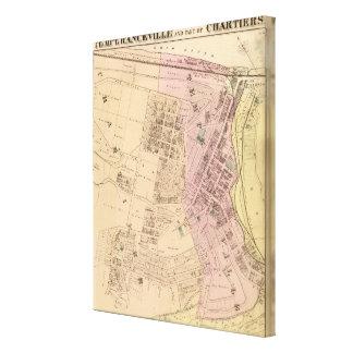 Temperanceville, Chartiers Canvas Print