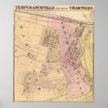 Temperanceville, Chartiers Posters