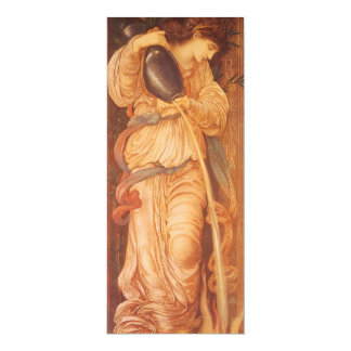 Temperantia de Burne Jones, arte del Victorian del Anuncio