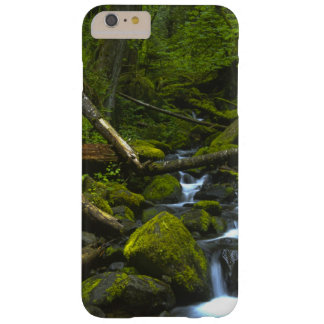 Temperate Rainforest Stream in Columbia River Barely There iPhone 6 Plus Case