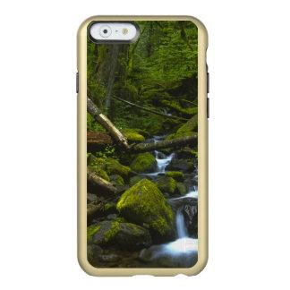 Temperate Rainforest Stream in Columbia River Incipio Feather Shine iPhone 6 Case