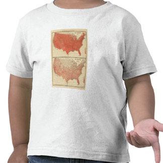 Temperatura mala camiseta