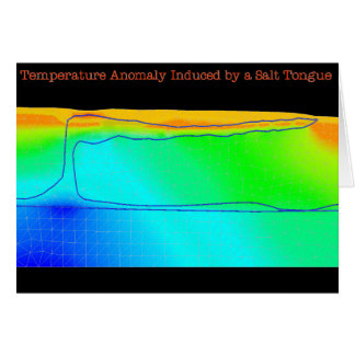 TEMPERATURE ANOMOLY GREETING CARDS