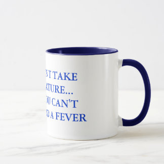 TEMPERATURE - FEVER MUG