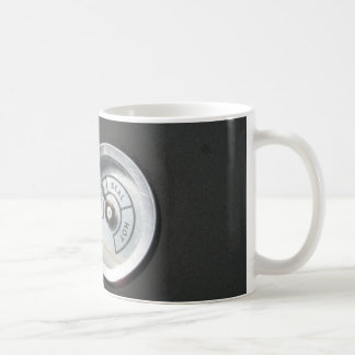 temperature gauge coffee mug