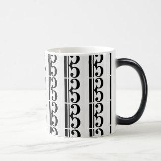 Temperature sensitive ALTO CLEF mug
