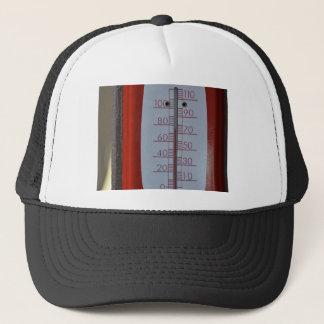 TEMPERATURES RISING TRUCKER HAT