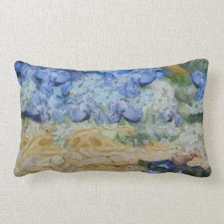 Tempest in progress lumbar pillow