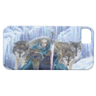 Tempest of Ice iPhone 5 Case