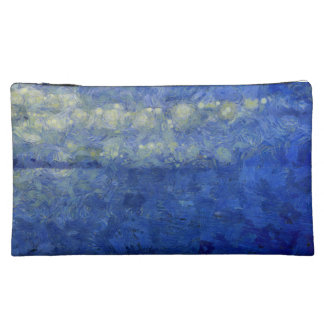 Tempest over the water cosmetic bag