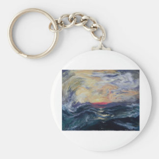 Tempest Sea Keychain