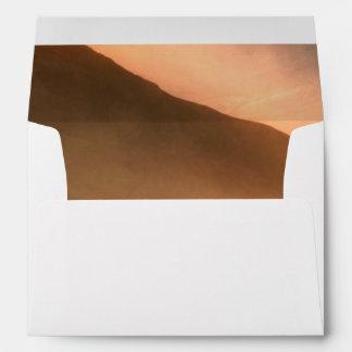 Tempestad de arena en las dunas de arena del Mesqu