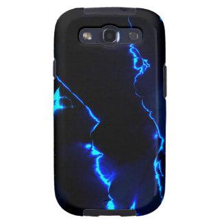 tempestad de truenos del fractal (SF) Galaxy S3 Protectores