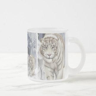 Tempestad del hielo - taza de café