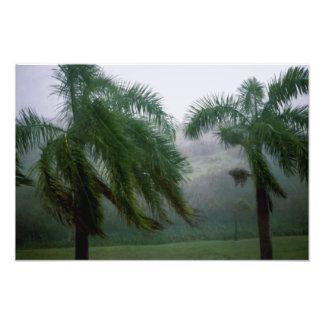 Tempestad del St. Croix Fotografía