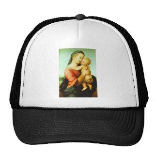 Tempi Madonna  - s Prayer Trucker Hat