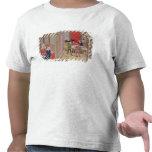 Templanza e intemperancia camisetas