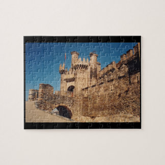 Templar Castle Jigsaw Puzzles
