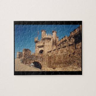 Templar Castle Puzzle