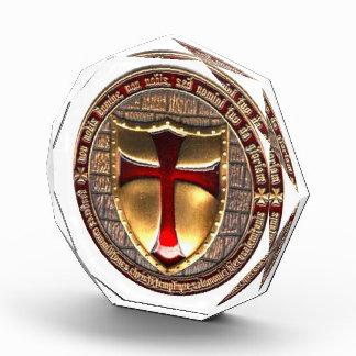 TEMPLAR COIN. AWARDS