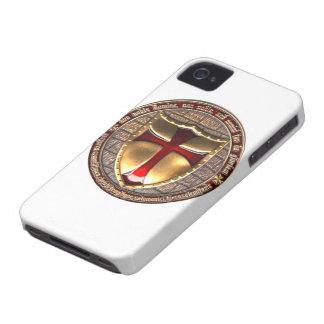 TEMPLAR COIN. iPhone 4 CASE