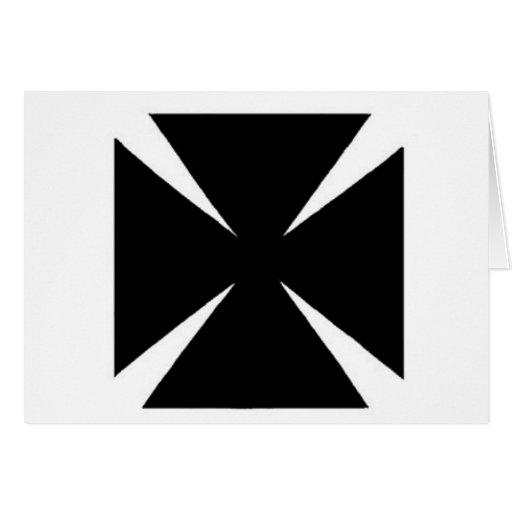 Templar Cross Cards