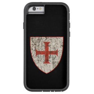 Templar Cross, Distressed Tough Xtreme iPhone 6 Case
