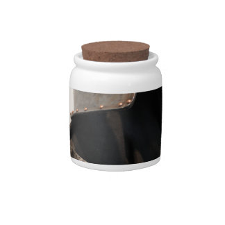 Templar Knight Candy Jars