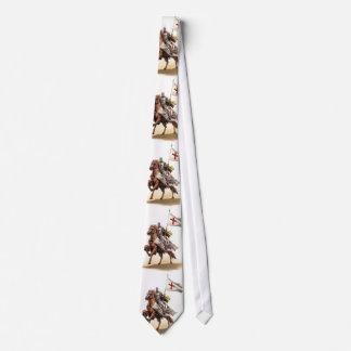 Templar Knight Crusader Tie