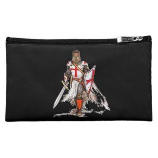 Templar Knight Makeup Bags