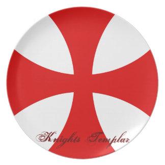 Templar Knight Plate