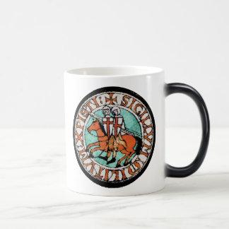 Templar Seal Magic Mug