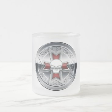 Templar Warrior Mug