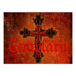 Templarii Pax póster