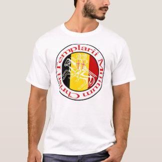 Templarii Shirt Bélgica Playera
