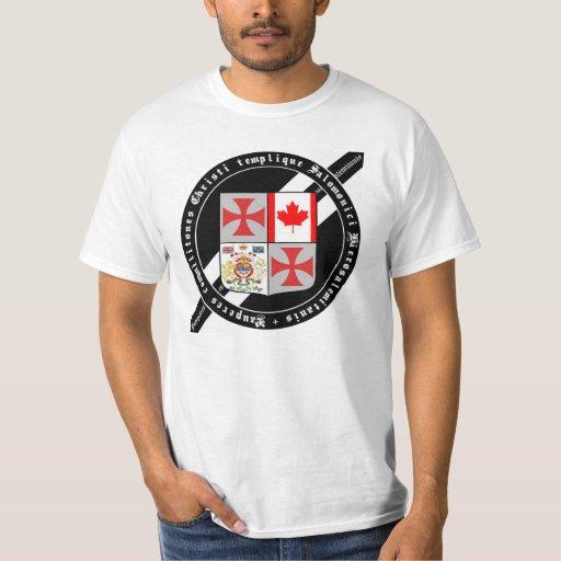 Templario Canadá Shirt Nr. 0827122013 Camisas