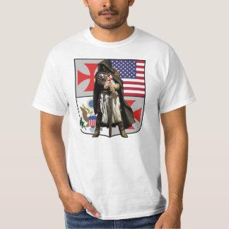 Templario EE.UU. Shirt Nr. 01229122013 Playera