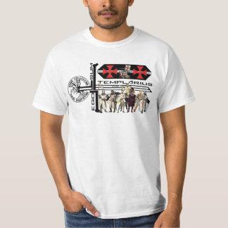 Templario ego Sum Templarius Shirt Nr. 0515122013 Playera