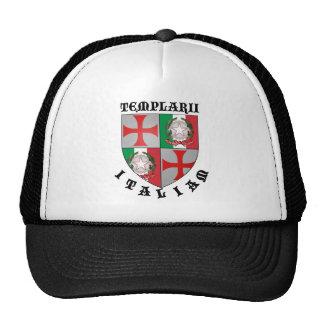 Templario Italiam capa Nr. 0225092013 Gorra