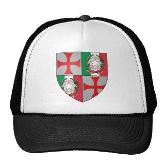 Templario Italiam capa Nr. 0325092013 Gorra