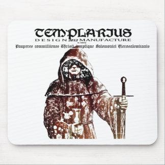 Templarius monk Mousepad No. 0108092013