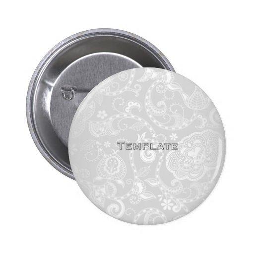 Template 2 Inch Round Button